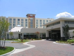 Courtyard Marriott – multiple locations