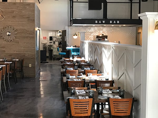 The Atlantic – Raw Bar and Eatery